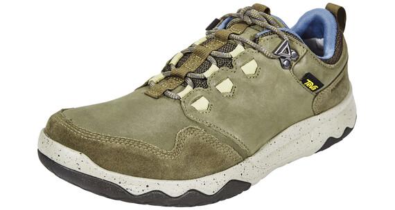 Teva Arrowood Lux WP Shoes Men Olive